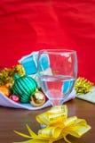 Decore bebidas Imagens de Stock