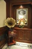 Decore o fonógrafo Imagens de Stock Royalty Free