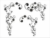 Decorelement Royalty-vrije Stock Afbeelding