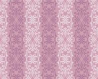 Decoretive-Damast-Musterhintergrund Stockbilder