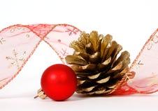 Decotarion de Noël images libres de droits