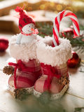 Decotarion de Noël photo libre de droits