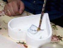 Decoupage handmade Zdjęcie Royalty Free