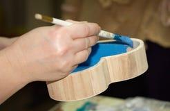 Decoupage handmade Zdjęcie Stock
