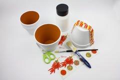 Decoupage handmade Стоковые Изображения