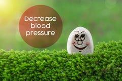 Decrease blood pressure