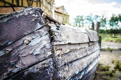 Decrepit boat Stock Photos