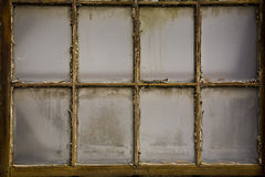 Decrepit Window Royalty Free Stock Photo
