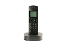 Dect phone royalty free stock photography