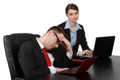 Decyzje Biznesowe Obraz Stock