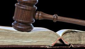decyzje sądowe Fotografia Stock