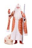 Ded Moroz (παγετός πατέρων) Στοκ Εικόνες