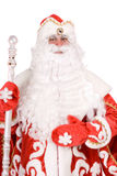 Ded Moroz (Father Frost) Royalty Free Stock Images