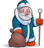 Ded Moroz. Royalty Free Stock Photo