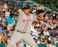 Dedgar Jimenez,  Greenville Drive Stock Photos