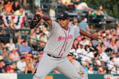 Dedgar Jimenez,  Greenville Drive Royalty Free Stock Photography