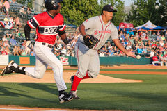 Dedgar Jimenez,  Greenville Drive Stock Photography