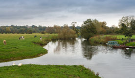 Essex countryside uk Stock Image