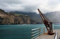 Dedo De Dios, Agaete, Gran Canaria Zdjęcia Stock