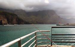 Dedo De Dios, Agaete, Gran Canaria Zdjęcie Royalty Free