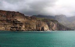 Dedo De Dios, Agaete, Gran Canaria Zdjęcie Stock