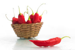 Dedo de Moca Chilly Pepper Royalty Free Stock Photo