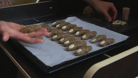 Dedos da bruxa da cookie filme