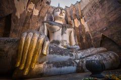 Dedos da Buda Sukhothai Parque histórico de Sukhothai Fotografia de Stock Royalty Free