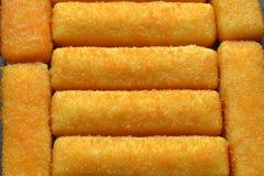 Dedos de peixes Fotografia de Stock