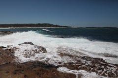 Dee почему пляж Австралия Стоковая Фотография RF