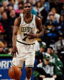 Dee Brown Boston Celtics Royaltyfria Bilder