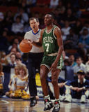 Dee Brown Boston Celtics Royaltyfri Fotografi