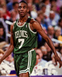 Dee Brown, Boston Celtics royalty-vrije stock foto