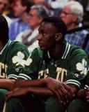 Dee Brown Boston Celtics Royaltyfri Foto