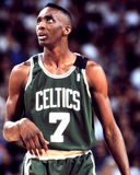Dee Brown, Boston-Celtics Lizenzfreie Stockbilder