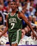 Dee Brown, Celtics de Boston photo libre de droits