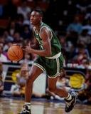 Dee Brown, Celtics de Boston Imagen de archivo