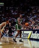 Dee Brown, Celtics de Boston Fotos de archivo libres de regalías