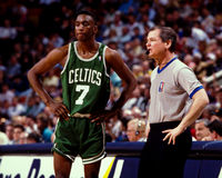 Dee Brown, Celtics de Boston Foto de archivo libre de regalías