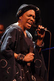 Dee Dee Bridgewater Royalty Free Stock Image