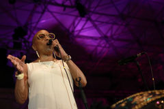 Dee Dee Bridgewater and Irvin Mayfield Royalty Free Stock Images