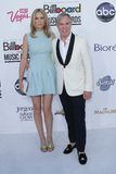 Dee Hilfiger, Tommy Hilfiger at the 2012 Billboard Music Awards Arrivals, MGM Grand, Las Vegas, NV 05-20-12 Stock Photo