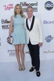 Dee Hilfiger, Tommy Hilfiger at the 2012 Billboard Music Awards Arrivals, MGM Grand, Las Vegas, NV 05-20-12. Dee Hilfiger, Tommy Hilfiger  at the 2012 Billboard Stock Photo