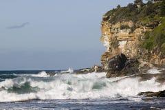 Dee pourquoi point, Sydney australie Photos stock