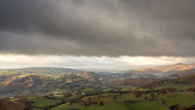 Dee Valley, Wales Royalty Free Stock Images