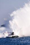 deeby al hydroplane Fotografia Stock
