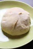 Deeg. Het koken van het brood. Royalty-vrije Stock Foto