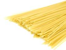 Deegwaren - Spaghetti Royalty-vrije Stock Foto's