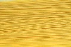 Deegwaren, spaghetti royalty-vrije stock afbeelding