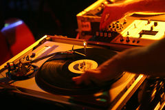 Deejay Royalty Free Stock Photos